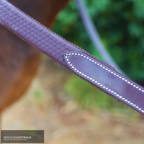 Silver Crown Flex Reins Bridles