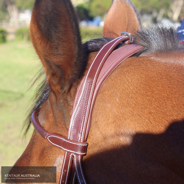 Silver Crown La Baulle Ii Headpiece Bridles