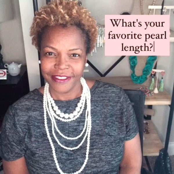 What's your favorite pearl length?