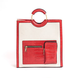 "Okella ""Crimson"" Bag"