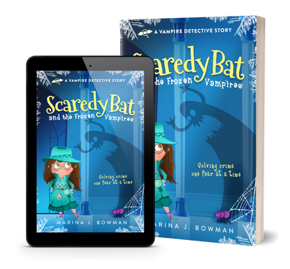 Mystery Book Series: Scaredy Bat