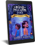 Poseidon's Storm Blaster (The Legend of Pineapple Cove #1) - EBOOK - Code Pineapple