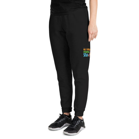 All I need is Vitamin Sea Unisex Joggers - Code Pineapple