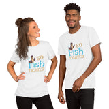 SoFishTicated Short-Sleeve Unisex T-Shirt - Code Pineapple