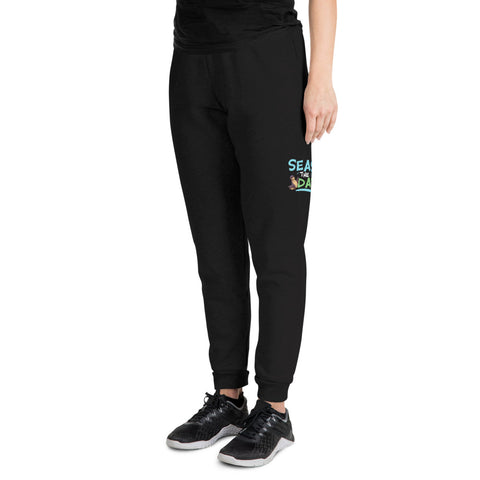 Seas the Day2 Unisex Joggers - Code Pineapple