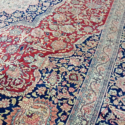 Khotan-Samarkand-Wool-Carpet-Richard-Afkari-Rugs-In-NYC