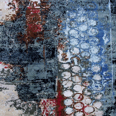 Abstract-Design-Silk-and-Wool-Carpet-Richard-Afkari-Rugs-In-NYC