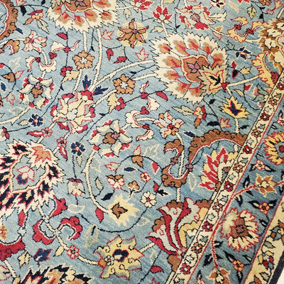 lahore-wool-aqua-runner-richard-afkari-rugs-in-nyc
