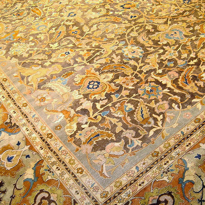 Lahore-Agra-Indian-Wool-Carpet-Richard-Afkari-Rugs-In-NYC