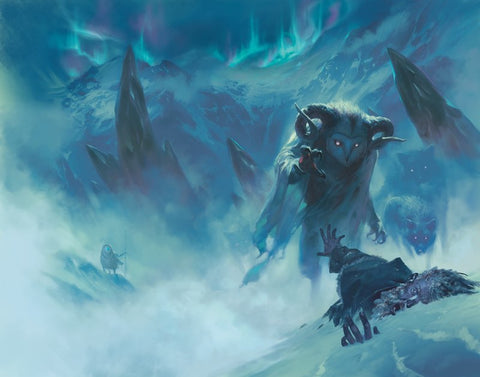 Silver Edition of Icewind Dale: Rime of the Frostmaiden