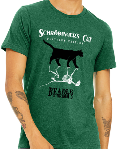 Schrodinger's Cat Shirt