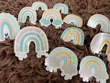 Boho Rainbow Vinyl Decals