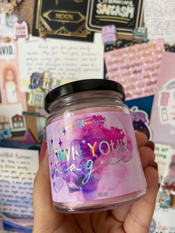 Own Your Magic - 7oz Jar
