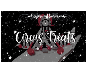 Circus Treats - Bookish Lip Balm