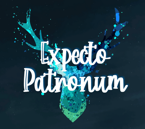 Expecto Patronum - Sticker