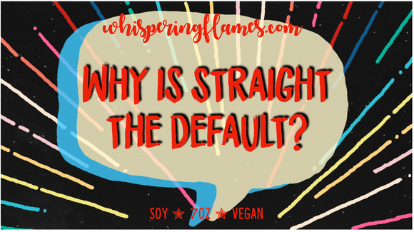 Why is Straight the Default? - Inspired by Simon vs