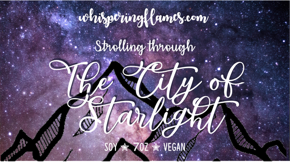 The City of Starlight - ACOTAR Inspired - 7oz Jars