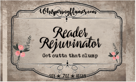 Reader Rejuvenator - Get outta that slump!