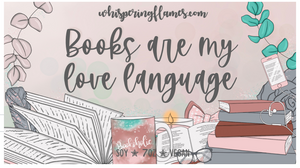 Books are my Love Language - 7oz Jar