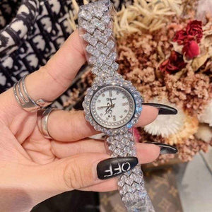 Crystal Bracelet Watch - Jewelry and Accessories Trends