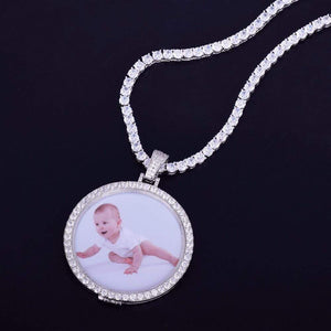 Custom Made Photo Medallions Necklace & Pendant - Jewelry and Accessories Trends