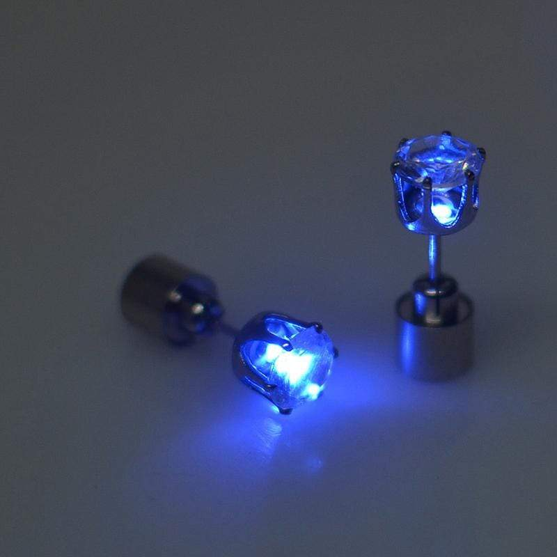 LED Earring Light Up Bright Earrings - Jewelry and Accessories Trends
