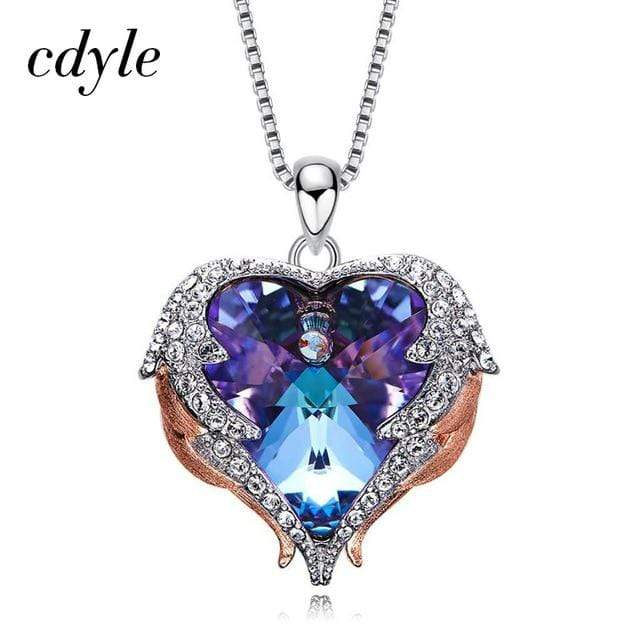 Necklace Crystals from Swarovski - Jewelry and Accessories Trends