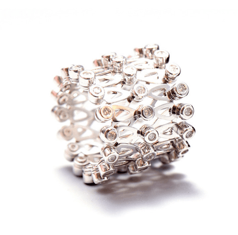 New Flexible Magic Sterling Silver Ring - Jewelry and Accessories Trends
