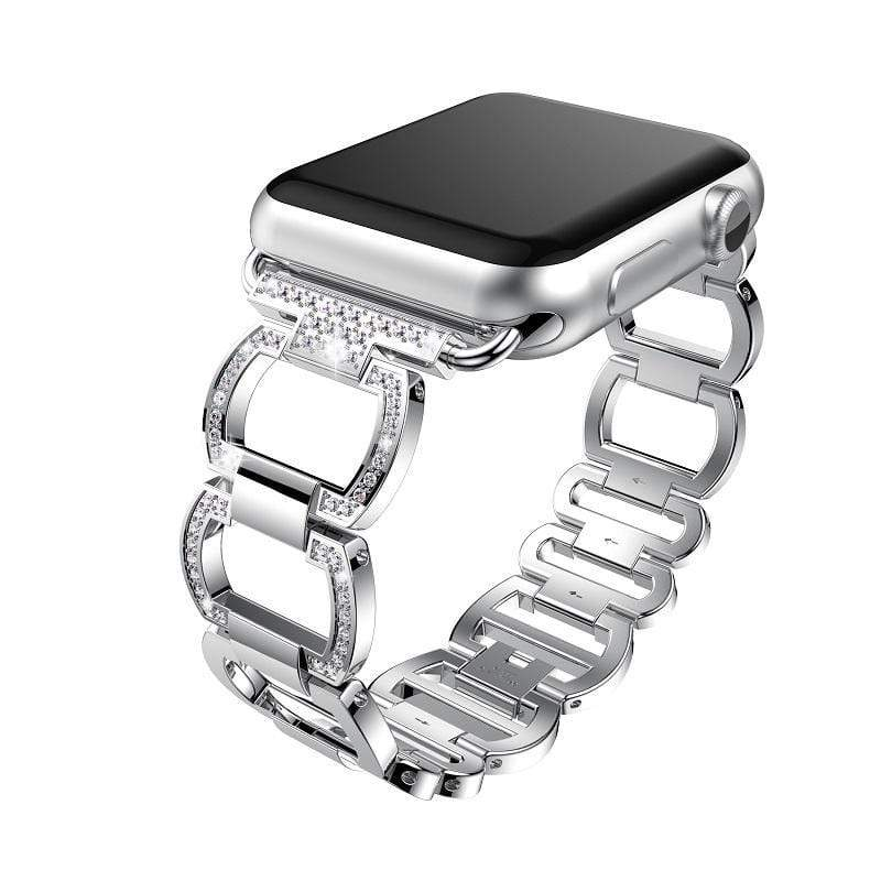 Stainless Steel Strap For Apple Watch - Jewelry and Accessories Trends