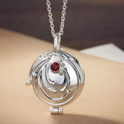 The Pendant Charm Necklace