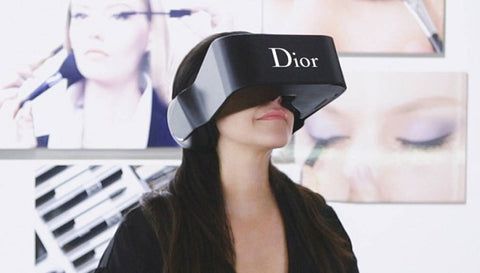 Dior Virtual Reality - Future of Fashion
