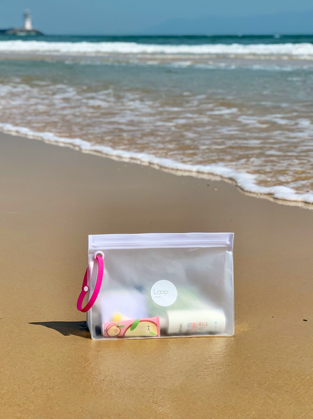 pva pouch sustainable packaging swimwear