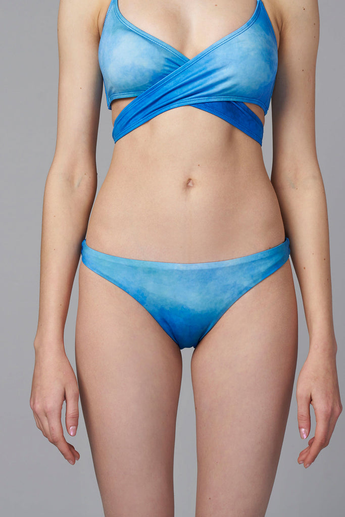 Oceania Keep It Brief Bikini Bottom-bikini bottom gradient blue sustainable swimsuit Loop Swim
