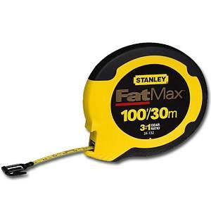 Stanley 100' FatMax Long Tape Rule 34-132