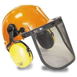 McCordick Hearing Protection Mesh Forestry Helmet 011108450