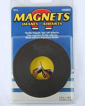 Flexible Magnetic Tape (10 ft.) 07012