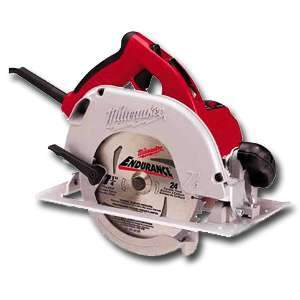 Milwaukee 6390-20 7-1/4 inch Circular Saw w/ Tilt-Lok Handle