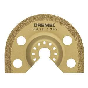 Dremel, MultiMax 1/8'' Grout Removal Blade MM500