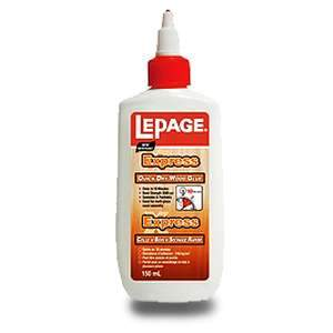 LePage 1536418 Wood Glue Quick Dry Express 150mL