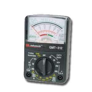 Gardner Bender, Analog Multimeters GMT-312
