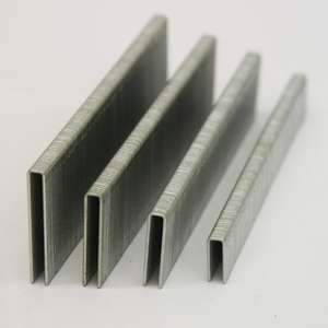 Crisp-Air 1/4 Narrow Crown Staples 5/8'' - 1-1/2'' Variety-pk