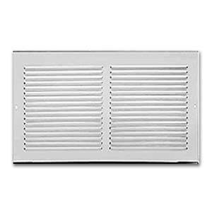 Imperial RG0351 6 x 10-inch Sidewall Grille (white)
