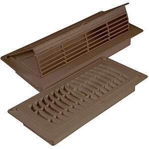 Imperial RG3061 4 x 10-inch Pop-Up Register (tan)