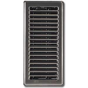 Imperial RG1994 3 x 10-inch Pewter Plated Floor Vent