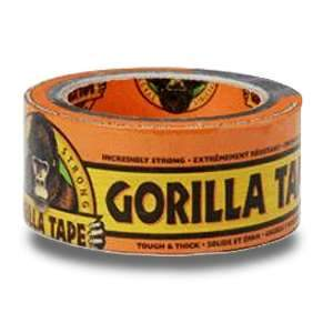 Gorilla Tape 60124T Duct Tape 12YD 055406900