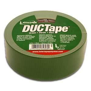 Intertape, DUCTape (Green)