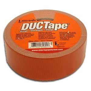 Intertape, DUCTape (Orange)