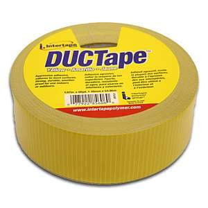 Intertape, DUCTape (Yellow)
