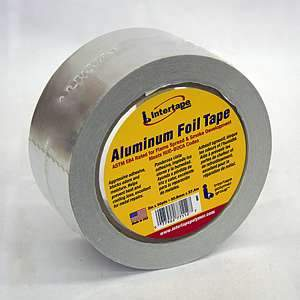 Intertape, Aluminum Foil Tape (30 yrd)