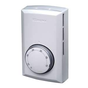 Dimplex TD322W Line Voltage Baseboard Thermostat